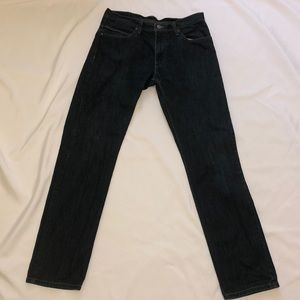 Levi's Riveted Jeans